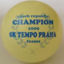 Czech Champion teams 2009 SK Tempo Praha